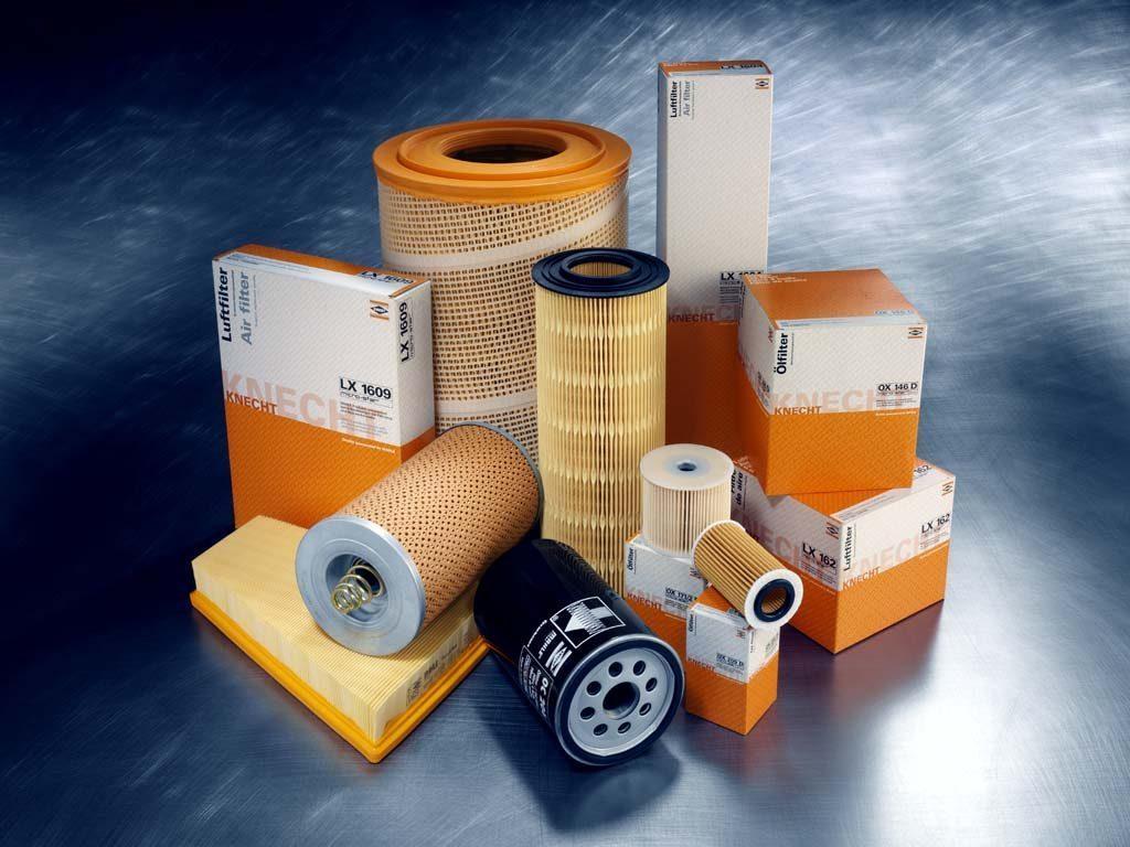 Ассортимент фильтров - масляные, воздушные, топливные, салонные в наличии и на заказ